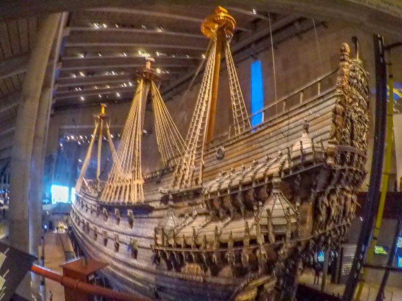 Vasamuseet Stockholm (Vasa Museum)
