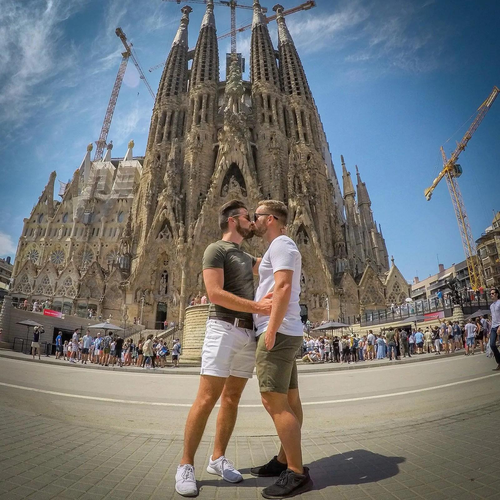 Európska Gay Sex