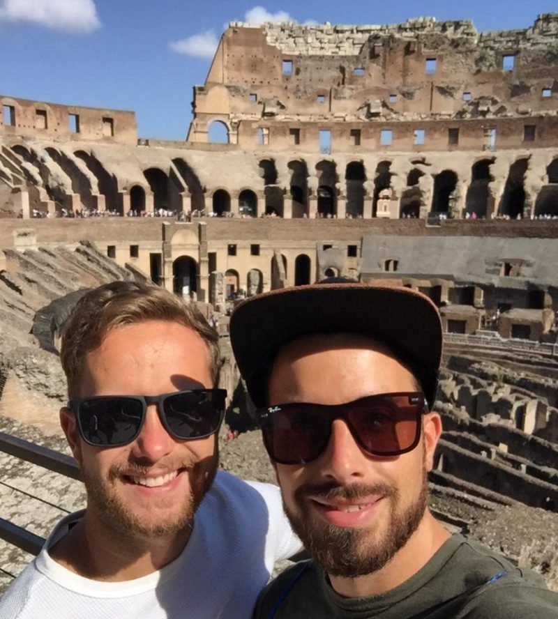 Gay Travel europe rome