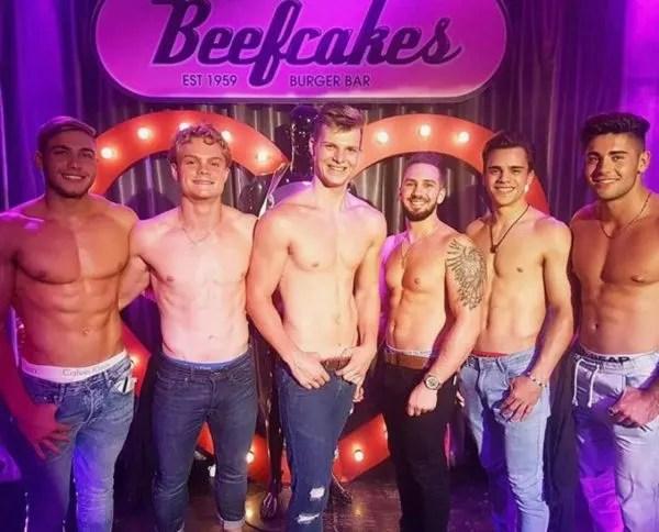 Gay beefcake sex