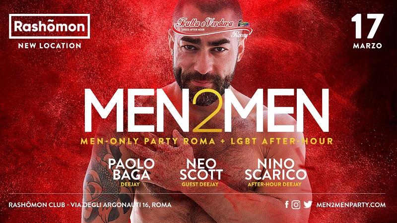gay bar rome