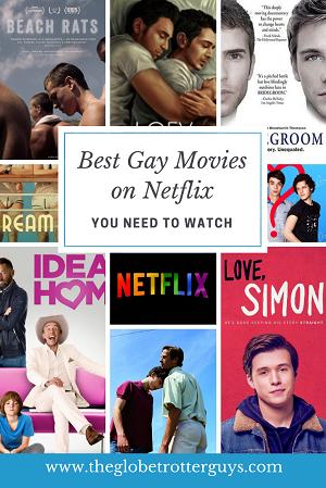 the best gay films on netflix