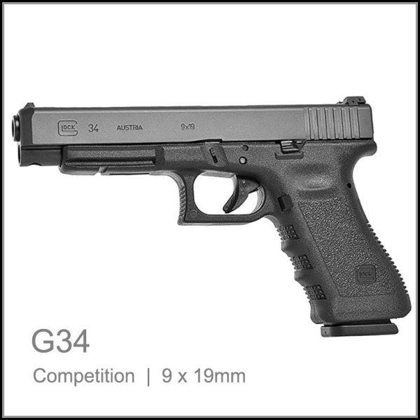 Glock 34 Gen 3