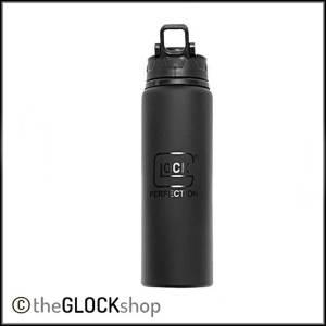 Glock aluminium sport bottle