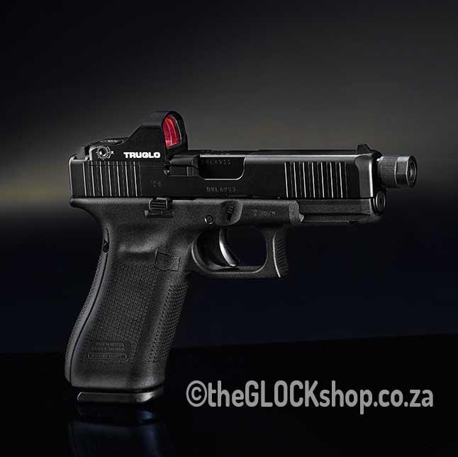 Glock 45 MOS SILC RED DOT