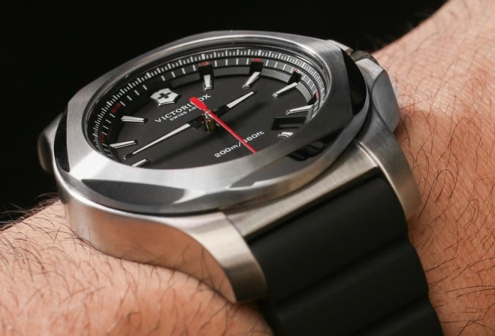 The victorinox swiss army I.N.O.X watch