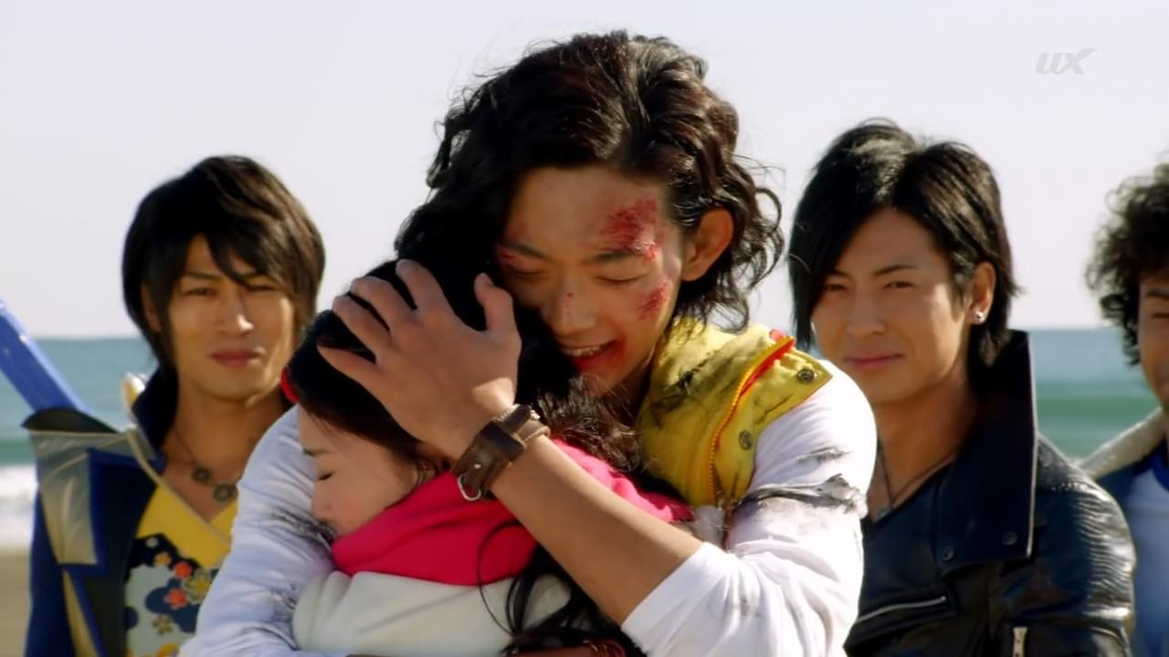 Zyuden Sentai Kyoryuger Episode 48 The Glorio Blog