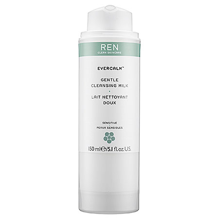 ren gentle cleansing milk