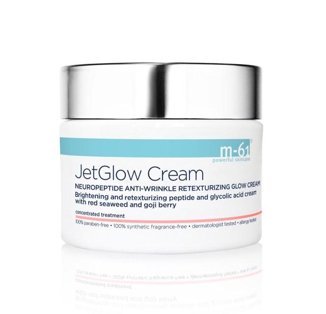 m-61 jetglow cream
