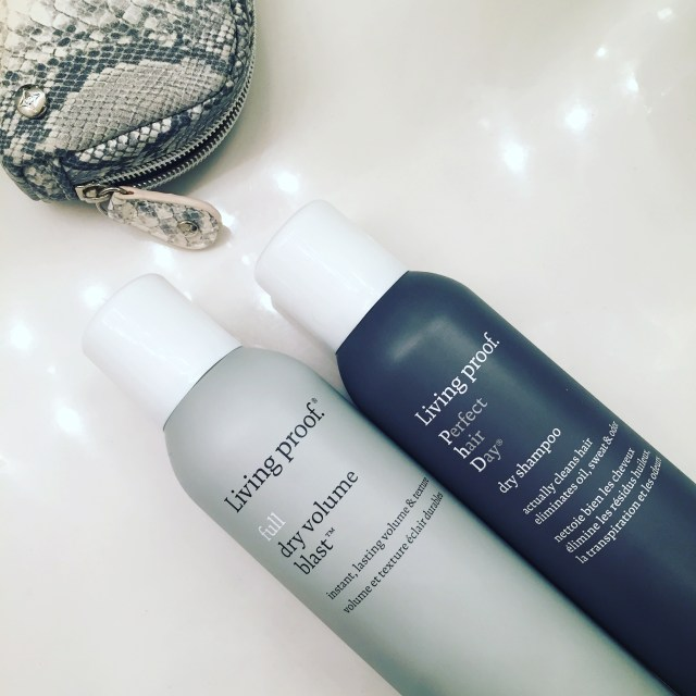 living proof dry shampoo full dry volume blast