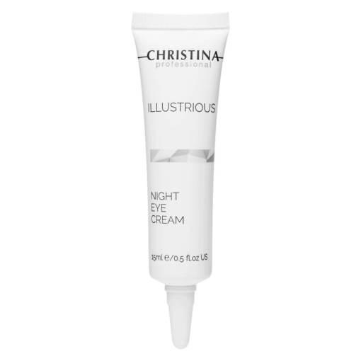 Купить Омолаживающий ночной крем для кожи вокруг глаз Illustrious