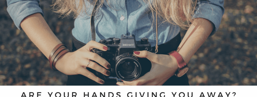 Are your hands giving you away?   The Daily Glow