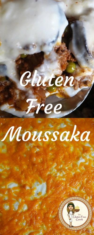 Gluten Free Moussaka Pinterest