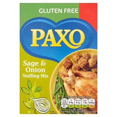 paxo gluten free stuffing