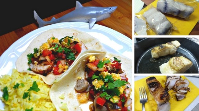 Cook up these three recipes for El Macho's Secret Salsa, Shark Steaks, and Shark Fajitas inspired by Dreamworks' Despicable Me 2. Recipes by The Gluttonous Geek.