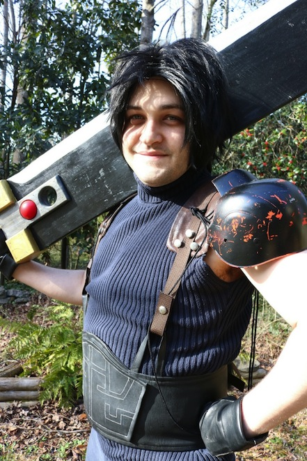 Cosplay in the Kitchen - Final Fantasy 7: Stuffed and ...