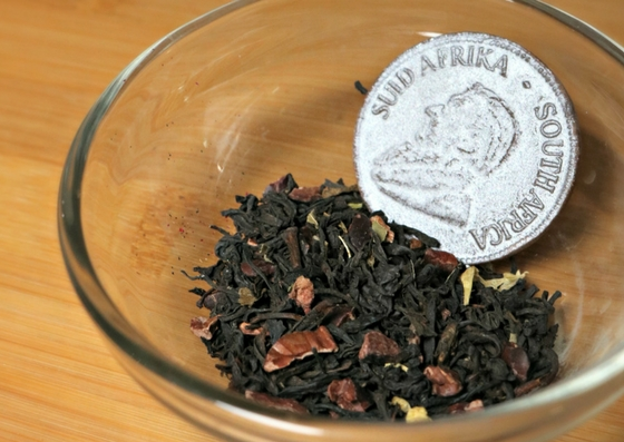 "Dryad Tea's ""Temptress"" Blend - inspired by Lasciel from The Dresden Files. Review and Photo by The Gluttonous Geek."