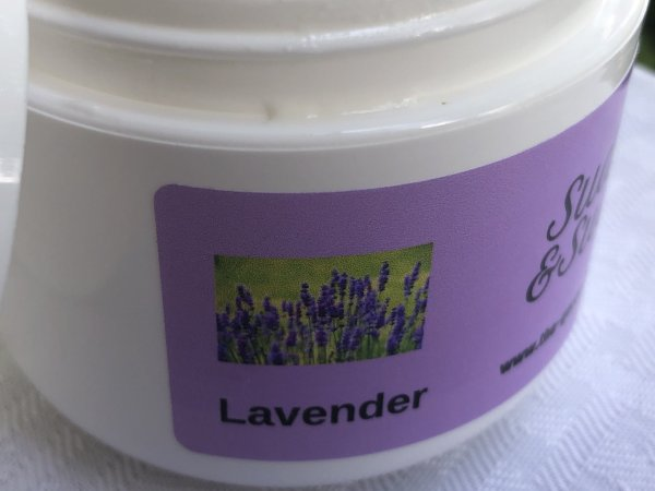 Organic Lavender Goat Milk Lotion