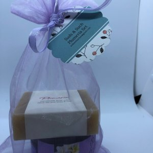 Plumeria Gift Set