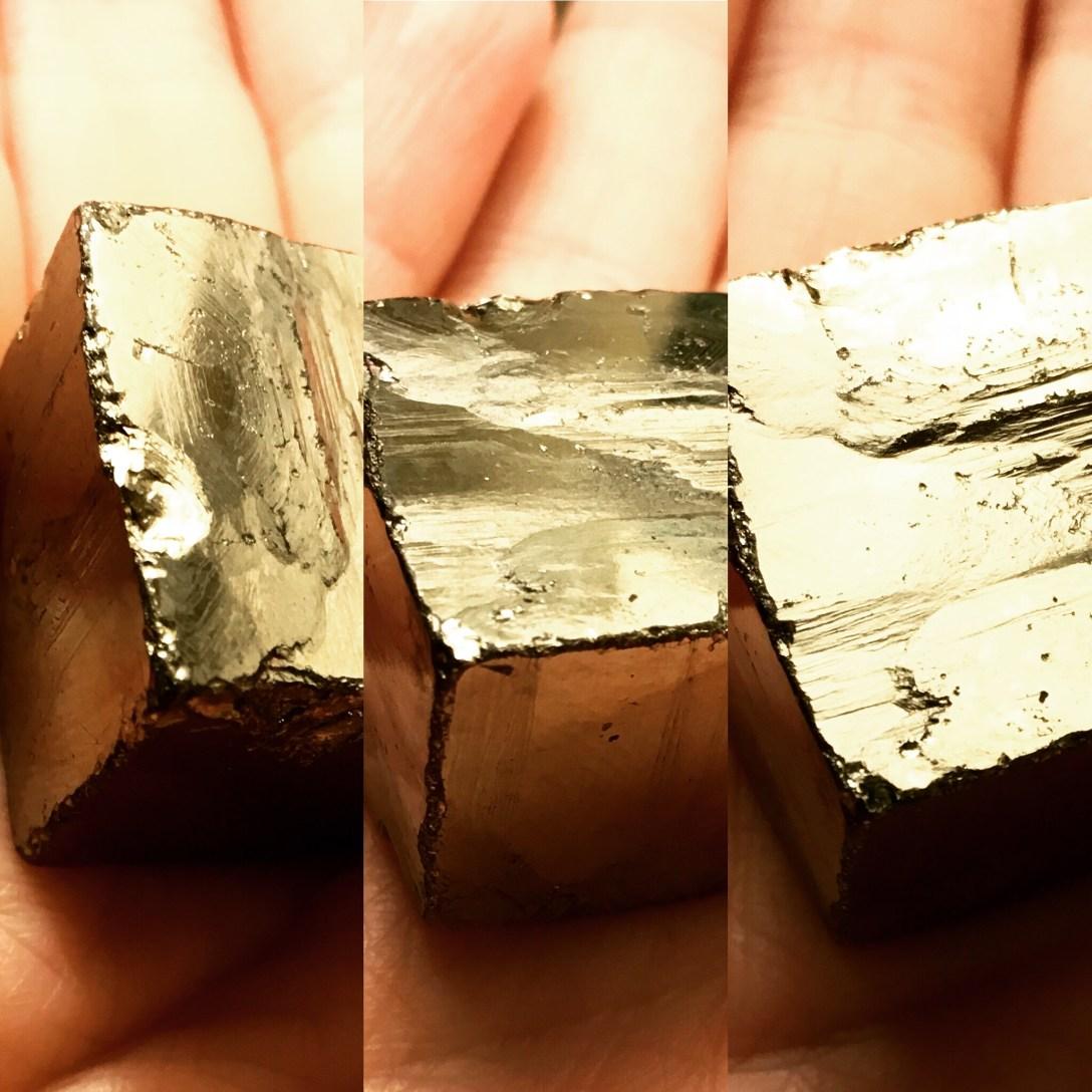 solar plexus.pyrite