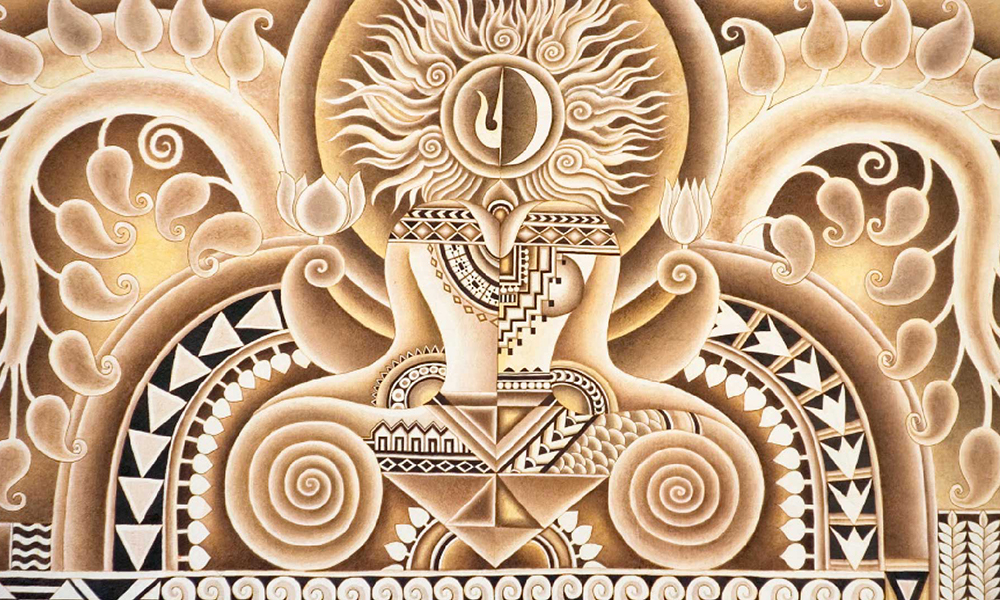 meditation spine