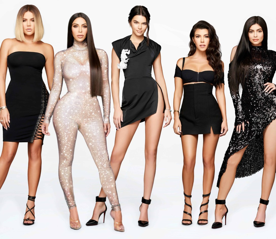 KARDASHIAN SISTERS - THE WORLD IS PETRIFIED OF STRONG FEMALES