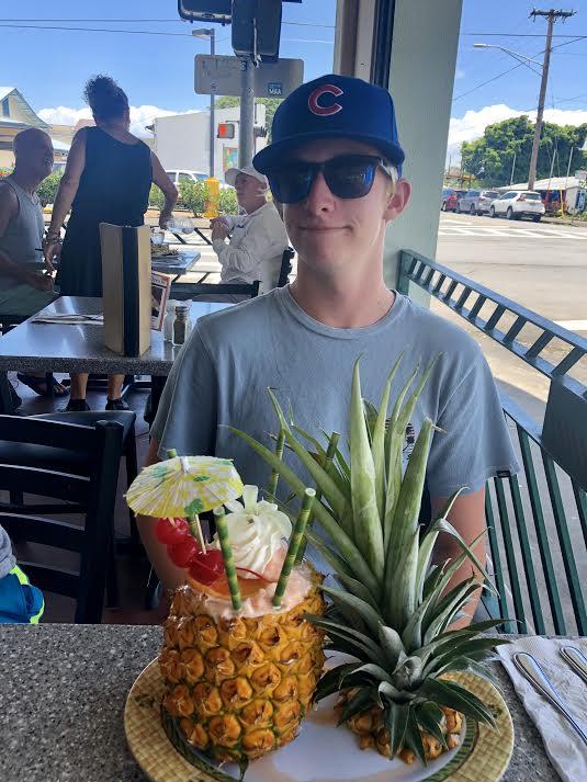 Turning 16 on the Big Island