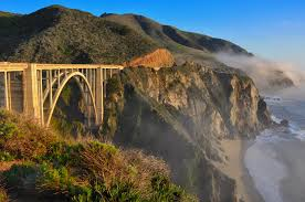 an outdoor coastal adventure wish list spot in Big Sur