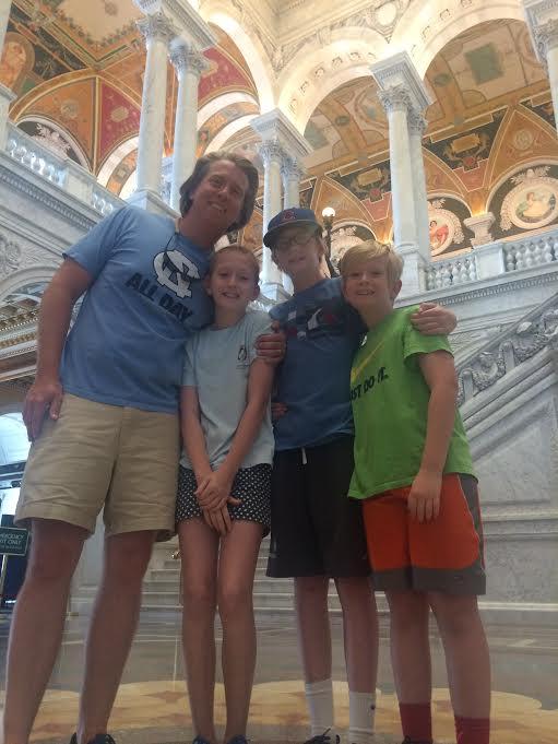 Family Adventures in Washington DC