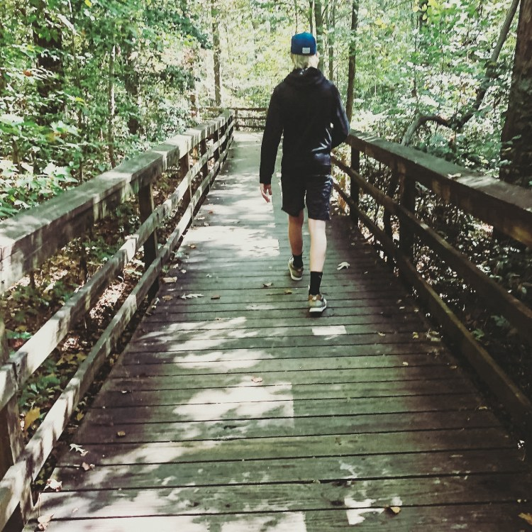 Day Date at Congaree National Park