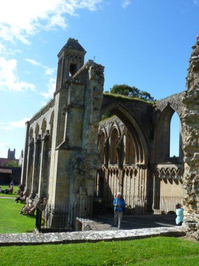 Glastonbury Chapel