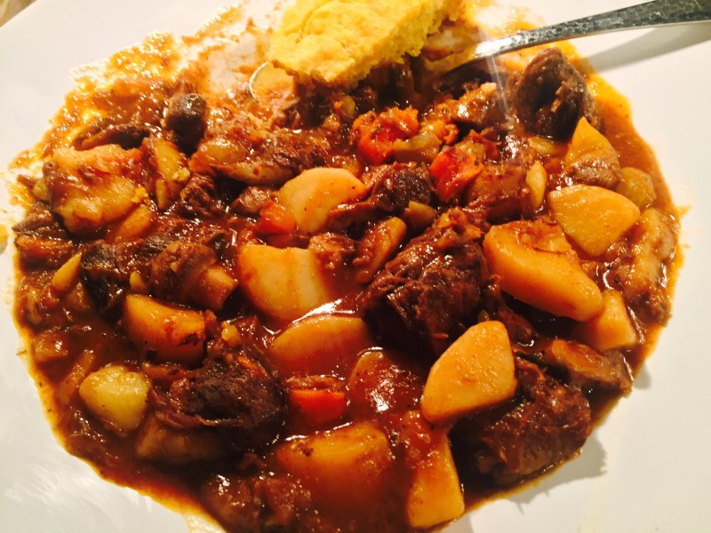 As American As The Classic Beef Stew The Golden Dish
