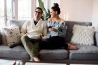 Golden Girl Blog Living Room | www.myfamilyliving.com