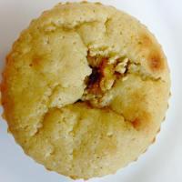 Cinnamon Roll Cheesecake Protein Muffins (Gluten-free, Grain-free, Refined sugar-free)