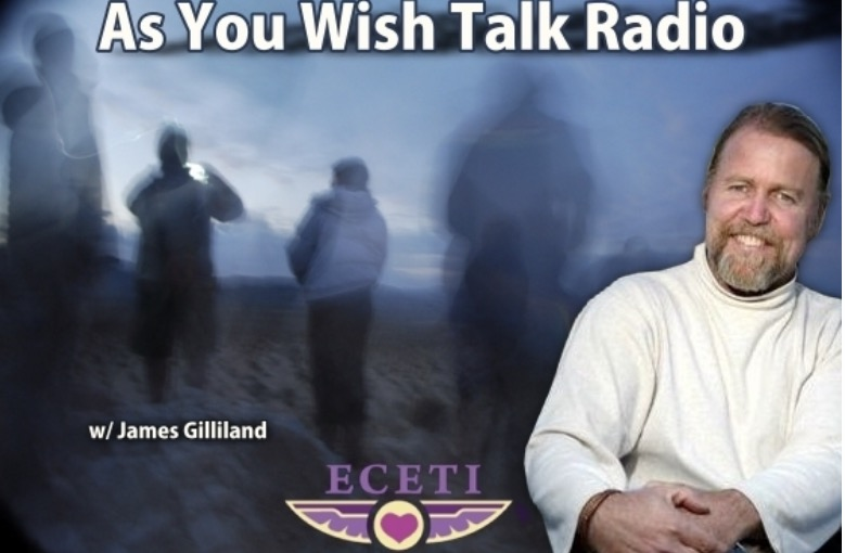 As You Wish Talk Radio, February 4, 2017 with James Gilliland IMG_8162