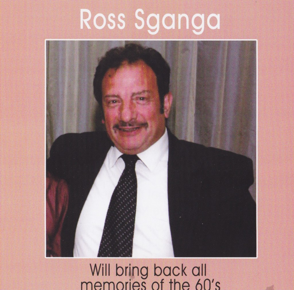 Ross Sganga album Volume 2 front
