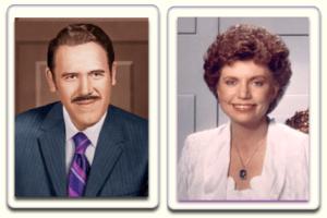 Mark L. Prophet and Elizabeth Clare Prophet
