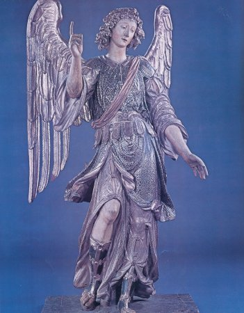 Archangel Raphael - Small copy