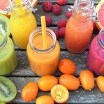 photo of healthy things to eat and drink