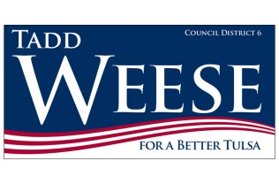 Tadd Weese for Tulsa