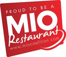 MIO restaurant logo