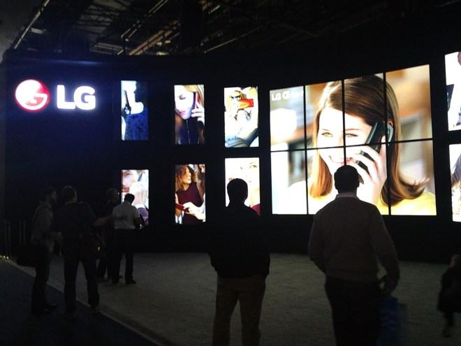 LG Video Wall