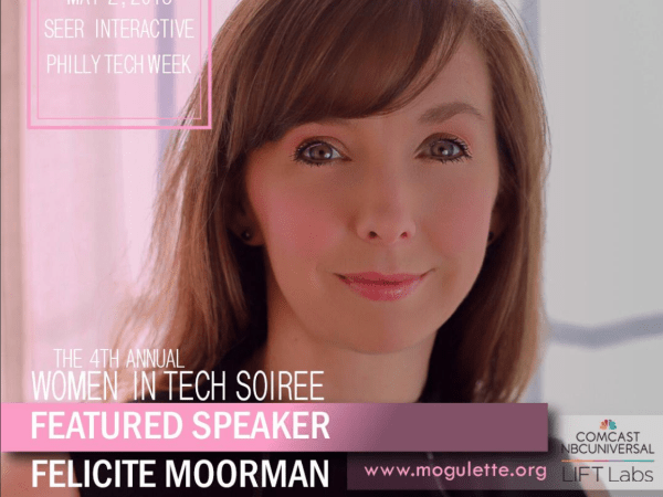 Philly Tech Week Featuring Felicite Moorman