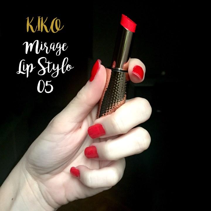 KIKO Mirage Lip Stylo 05