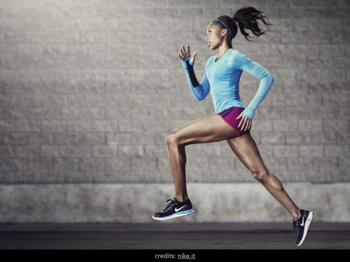 RUNNING & MAKE UP, UNA SFIDA POSSIBILE