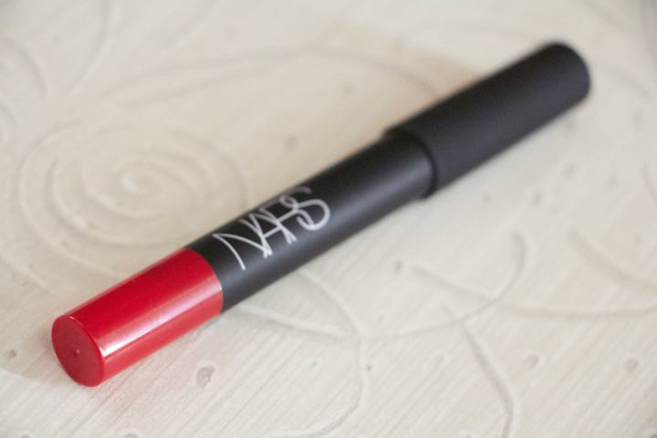 REVIEW: NARS VELVET MATTE LIP PENCIL