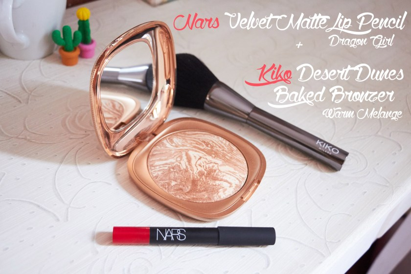 Nars_Velvet_Matte_Lip_Pencil 7 KIKO Desert Bronzer
