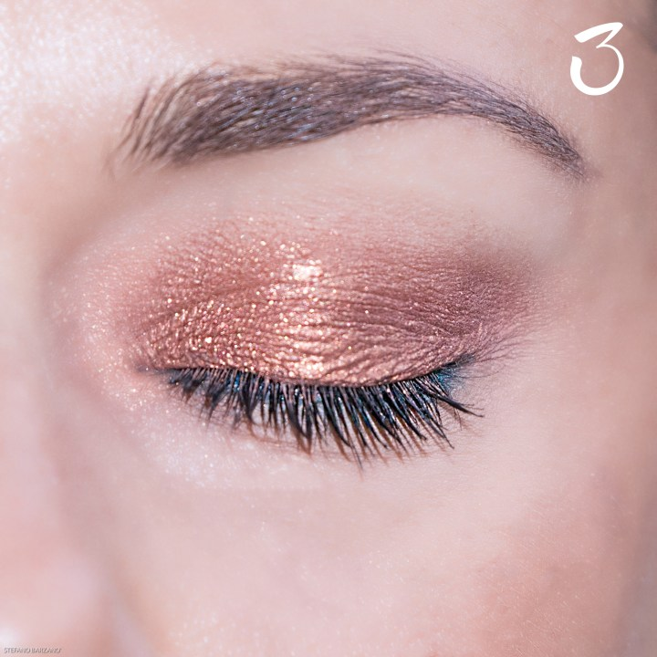 tutorial make up bronze 3