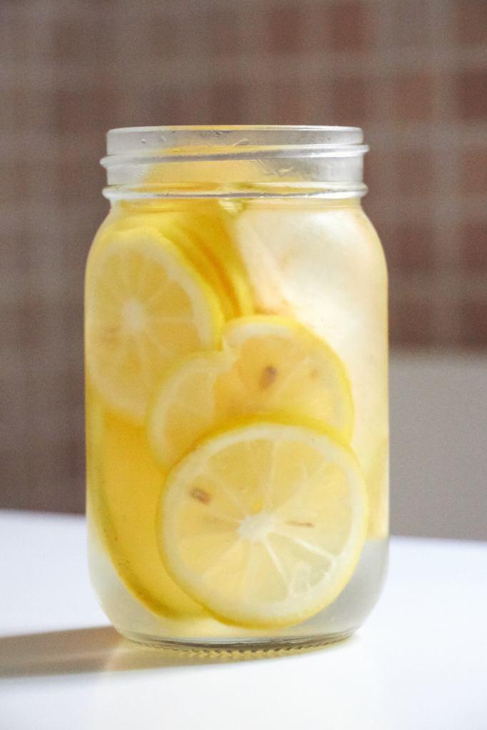 Detox Water Mela Limone 3