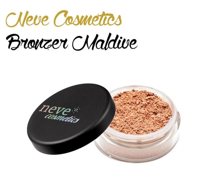 Neve Cosmetics bronzer-maldive
